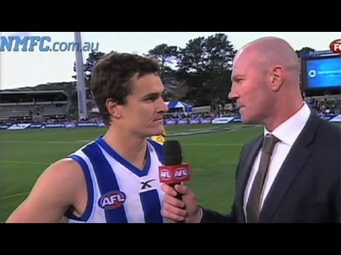 Round 6, 2013 - Barry Hall and Scott Thompson reunite