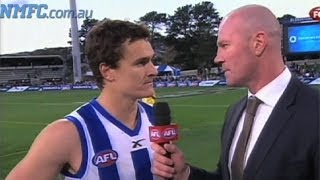 Round 6, 2013 - Barry Hall and Scott Thompson reunite