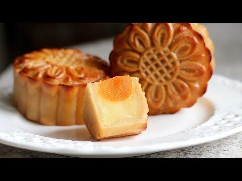 Cách làm BÁNH NƯỚNG TRUNG THU - How to make Traditional BAKED MOONCAKES recipe