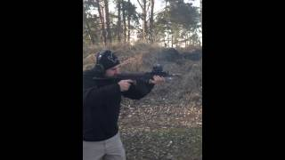 Shooting test - D-Force for IPSC (HD quality)