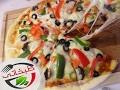 البيتزا الايطاليه بطريقة المطاعم روووعه