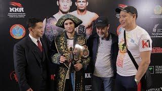 Сергей Морозов: Хочу спуститься в 57 кг и стать двойным чемпионом M-1
