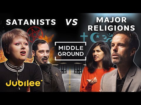 Can Satanists & Major Religions See Eye to Eye? | Middle Ground