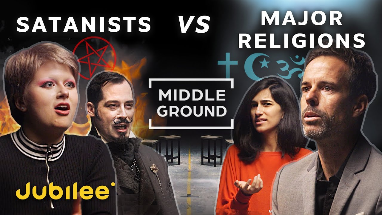 Download Can Satanists & Major Religions See Eye to Eye? | Middle Ground