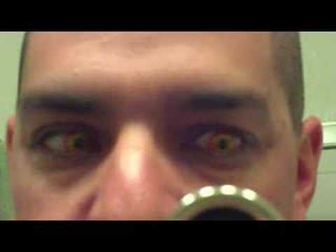 my darth maul contacts youtube