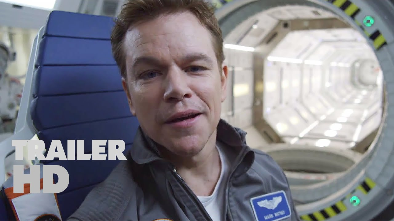 Ridley Scott's THE MARTIAN - Viral Trailer 2015 - Matt Damon Sci Fi Movie HD