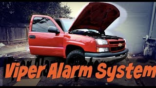 putting-in-the-viper-alarm-system