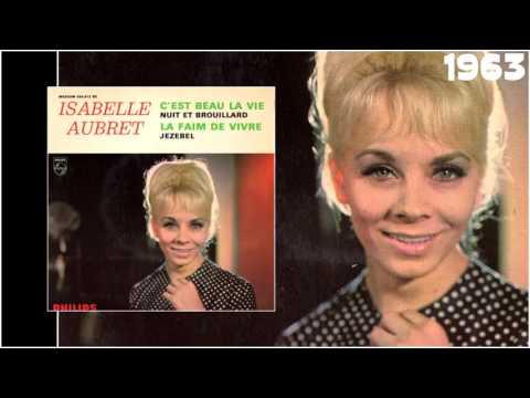 ISABELLE AUBRET La faim de vivre 1963 ( Michel Legrand )