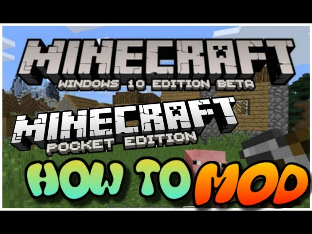 how to install minecraft pe addons