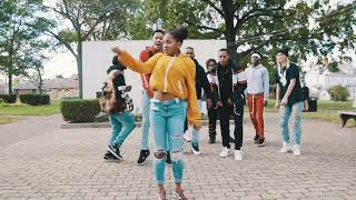 ZaeHD & CEO - ALL IN (Official Dance Video) | @saucecampaign_
