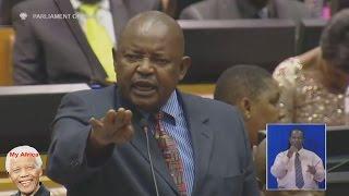 Jacob Zuma Has Broken Oath Of Office. Mosiuoa Lekota Of COPE