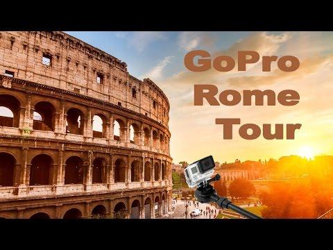 GoPro: Rome trip 2015