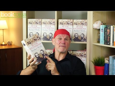 Peter FitzSimons brings Burke & Wills to life