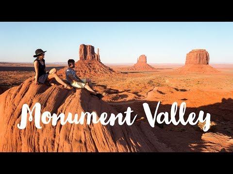 Monument Valley Tour   Travel Vlog   Valley Of The Gods   Goosenecks State Park UTAH