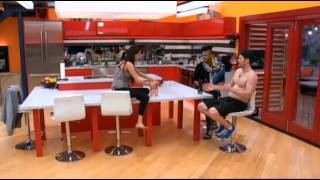 Big Brother Buzz | Bbcan | Talla Complete's Her Task!