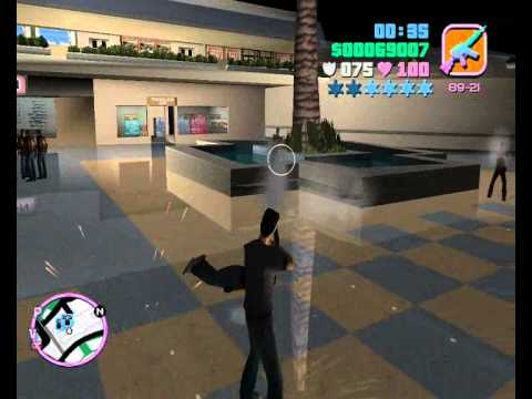 [ GTA ViCE CiTY ] Le Centre Commercial
