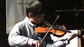 Gavotte from Mignon violin