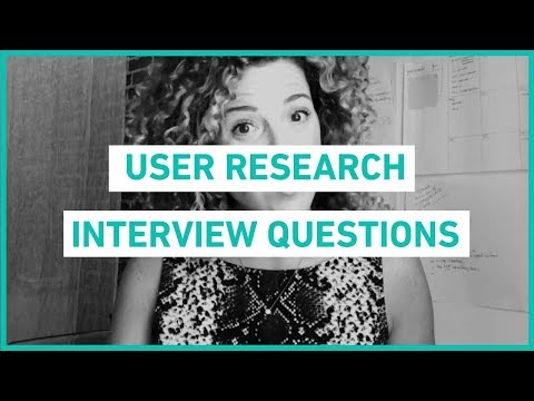 Questions to ask when you conduct a user research interview   Sarah Doody, UX Designer