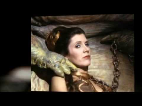 Star wars princess leia slave cosplay think