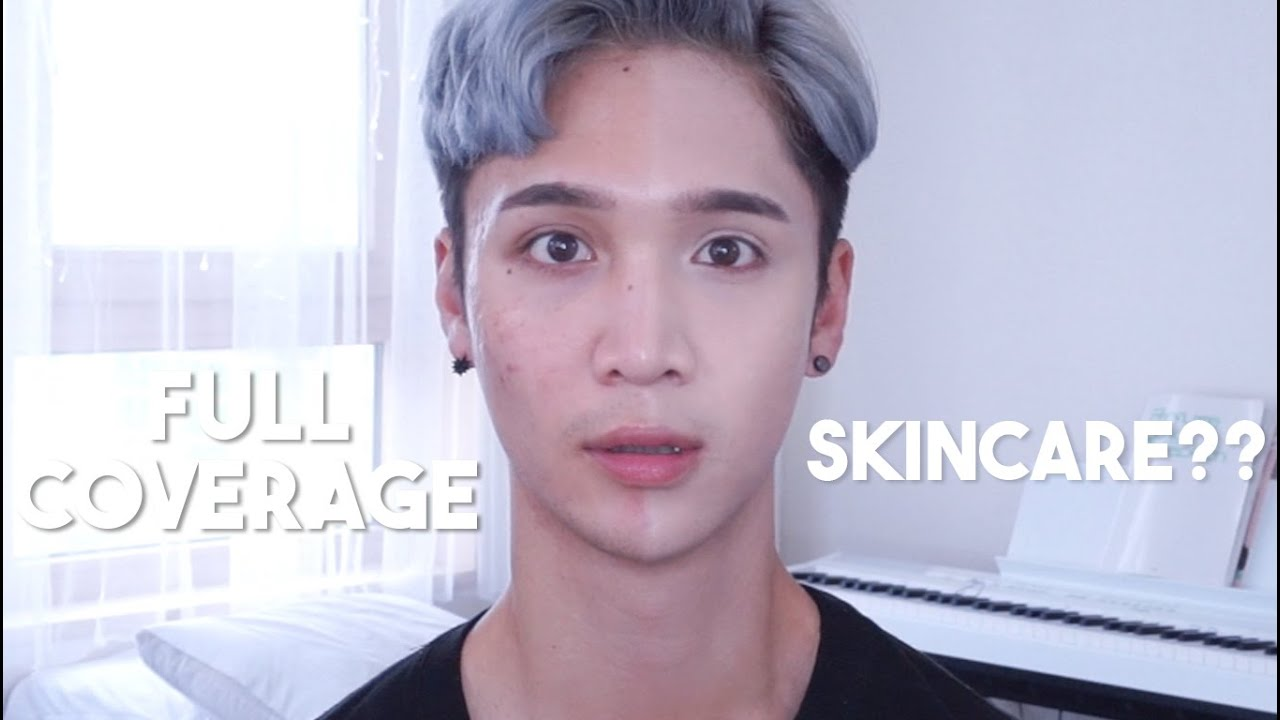 Full Coverage Skincare Edward Avila Youtube