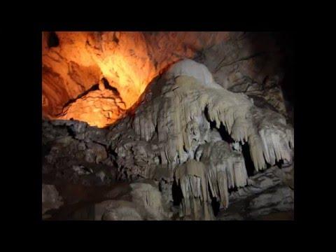 Borra Caves Famous Tourist Places in Vizag Visakhapatnam