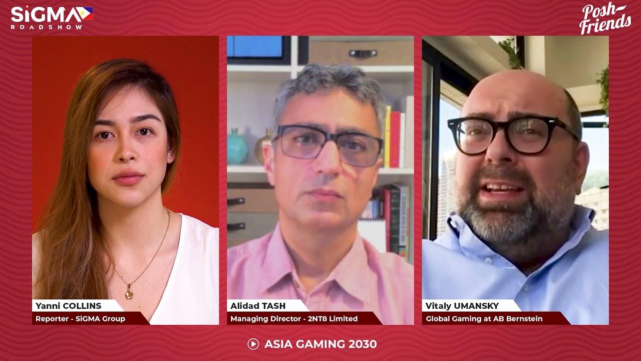 Asia Gaming 2030 Panel