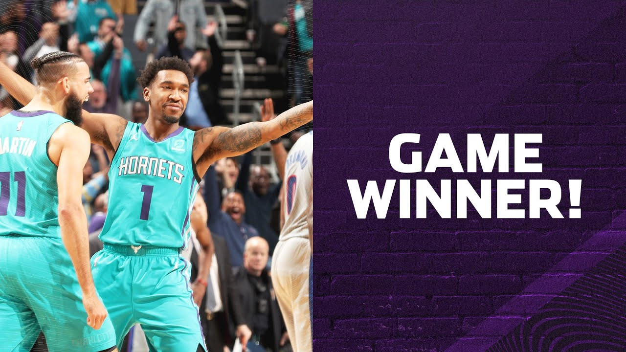 Watch Malik Monk get and-1 game-winner to lift Hornets past Kings