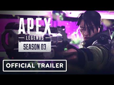 Apex Legends Season 3 -  Cinematic Trailer