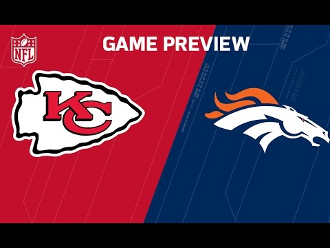 Chiefs vs. Broncos (Week 12 Preview) | NFL Now