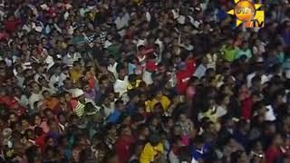 CHRISTMAS SONGS FLASH BAKE HIRU MEGA BLAST | NELUWA 2018-12-08
