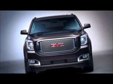 The All New 2015 Gmc Yukon Denali