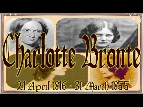 Charlotte Bronte 1816-1855
