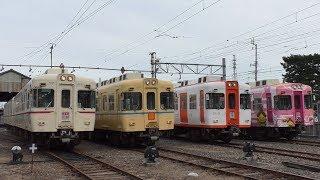 《さよなら2102F》一畑電車2100系2102F旧電鉄色 ラストラン総集編