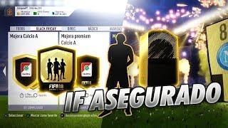 ¿¡ SBC DE IF ASEGURADO FIFA 18 !? GANADOR SORTEO 100.000 MONEDAS !!