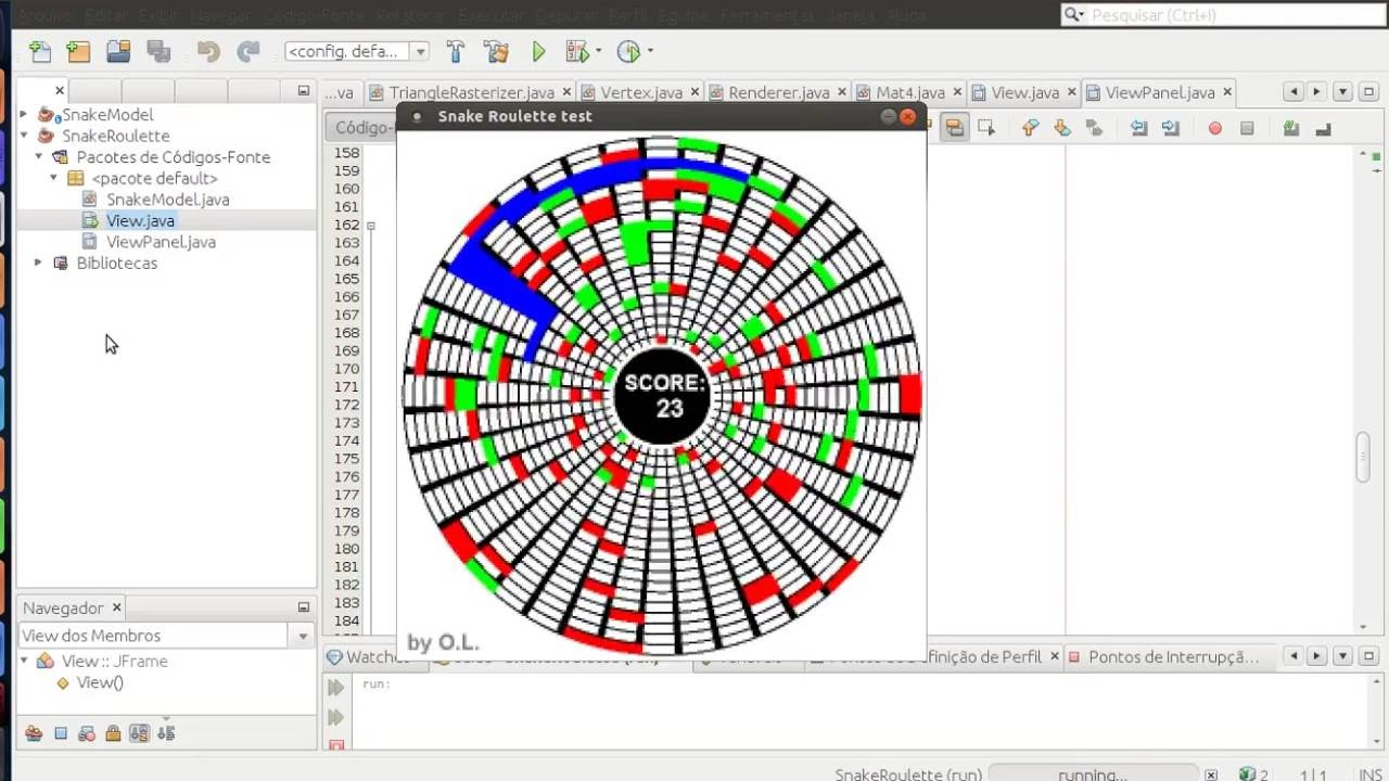 Roulette wheel colors java roulette chat random