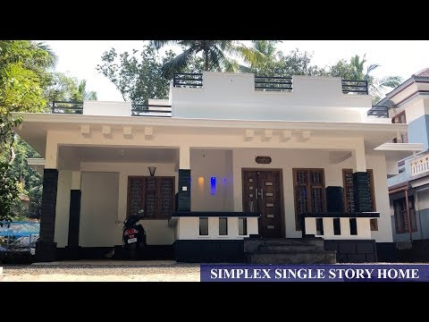 Aesthetic simplex home for 15 lakh | Video tour