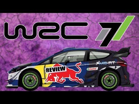 WRC 7 : Le test en TOC | Gameplay FR