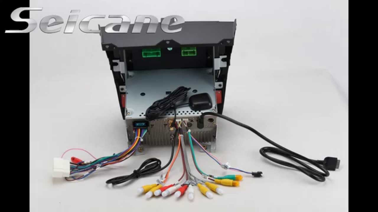 small resolution of hot 2003 2004 2005 honda accord 7 car stereo head unit with 3g module ipod iphone swc