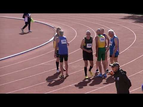 Mens 100m - Pan Pacific Masters Games - 2018
