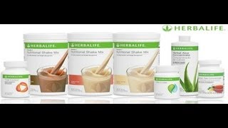 Herbalife Weight Loss Products - Formula 1 | Formula 2 | Formula 3