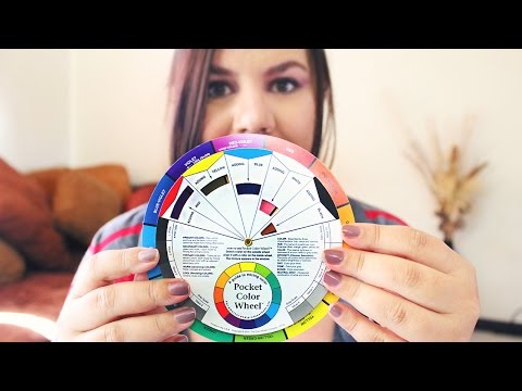 ASMR COLOR CHART Role Play | Writing Sounds | Soft Talk