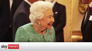 Queen takes medical advice and pulls out of Northern Ireland trip
