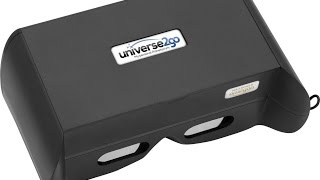 Omegon Universe2go Planetarium, Augmented Reality Astronomy Gadget Review