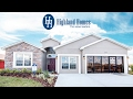 Williamson II home plan by Highland Homes - Florida New Homes for Sale