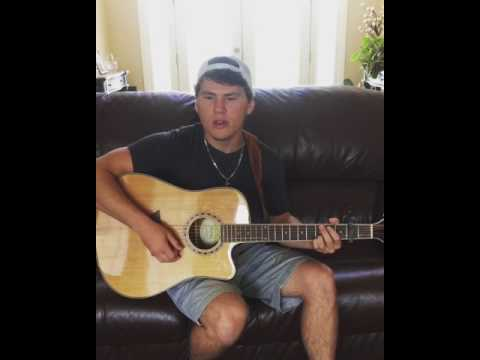 Jason Aldean - Any Ol' Barstool || cover by Bryce Mauldin