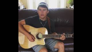 Jason Aldean - Any Ol' Barstool || cover by Bryce Mauldin