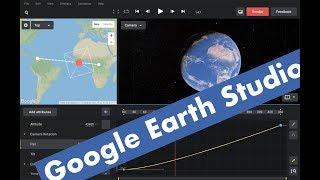 Studio google earth