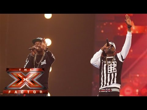 PREVIEW: Will Cheryl be Menn On Poinnt's Cheerleader? | The 6 Chair Challenge | The X Factor UK 2015