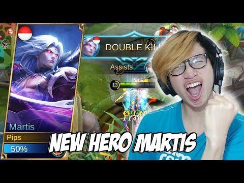 NEW HERO MARTIS