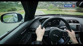 видео Тест-драйв Jaguar XE